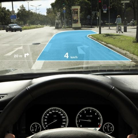 Continental aims to put augmented reality on your car windshield