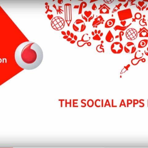 Vodafone partners with NASSCOM launch Vodafone Social Apps Hub