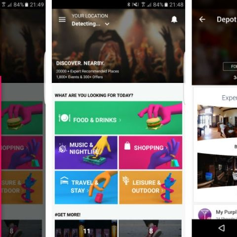Shouut app brings social discovery in 360 degrees