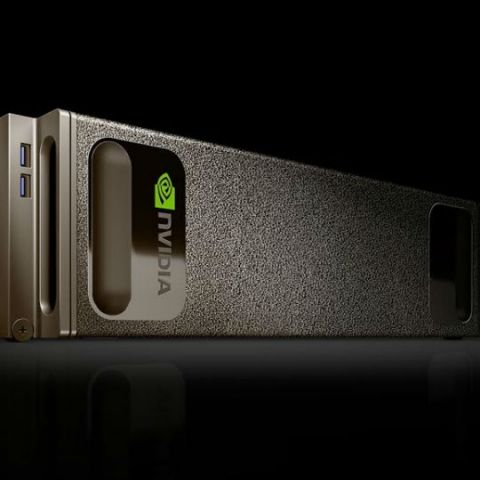 Nvidia releases World's first Deep learning Supercomputer DGX-1