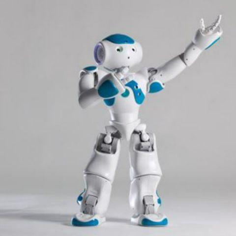 Watch IBM's Watson powered robot sing Taylor Swift and break a leg!