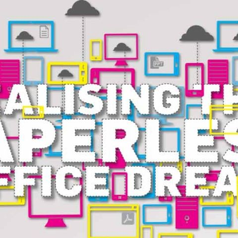 How to set up a (nearly) paperless office