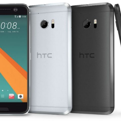 HTC 10 with 12MP UltraPixel camera, BoomSound officially launched