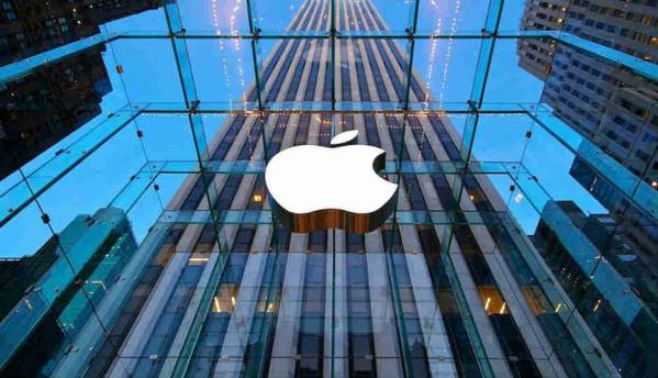 Apple's self-driving car gets hit by a human-driven car in its first ever crash