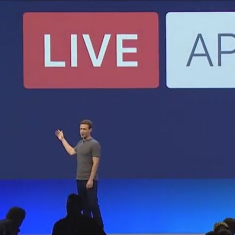 Facebook releases wider support for live streaming videos