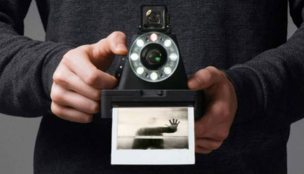 The Impossible Project I-1 camera brings the old and new together