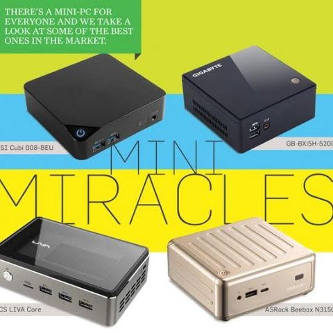 Comparison: Best mini-PCs in India