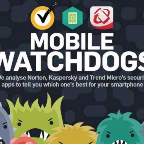 Comparison: Best mobile security apps