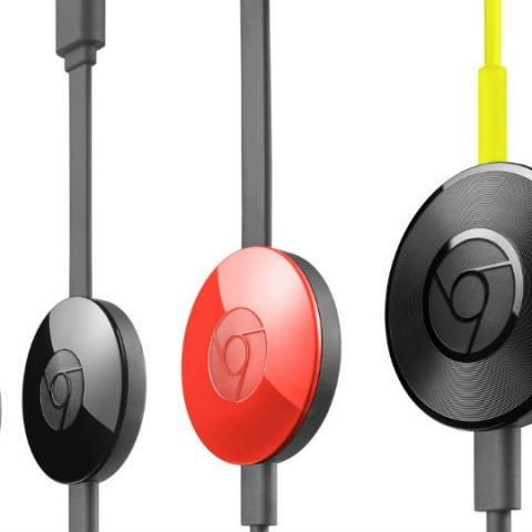 Google Chromecast 2, Chromecast Audio launched in India at Rs. 3,399