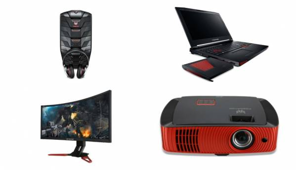 Acer's new Predator lineup is now in India