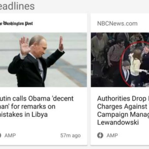 Google expands Accelerated Mobile Pages to Google News