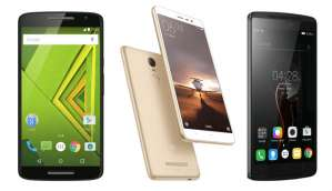 7 Phones to consider under a budget of Rs. 20,000