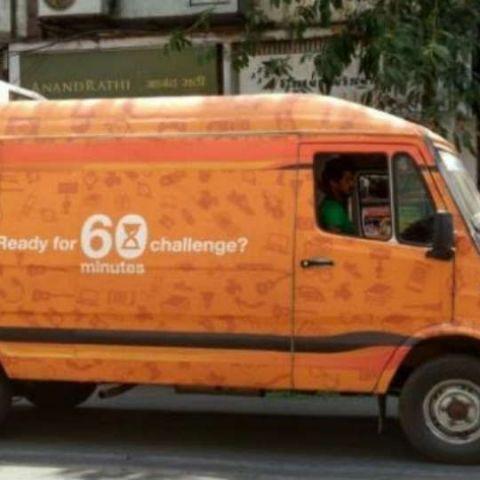 Amazon's Tatkal service-on-wheels hits Mumbai streets
