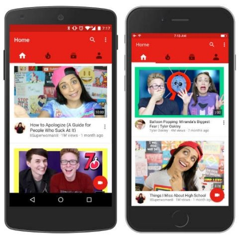 Youtube revamps mobile app and brings unskippable 6-second ads