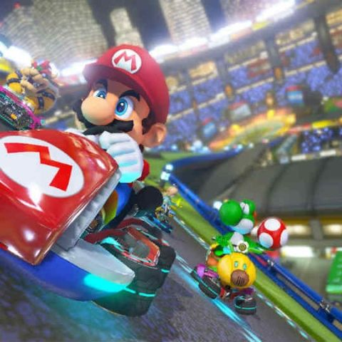 Nintendo's new NX console to debut in 2017