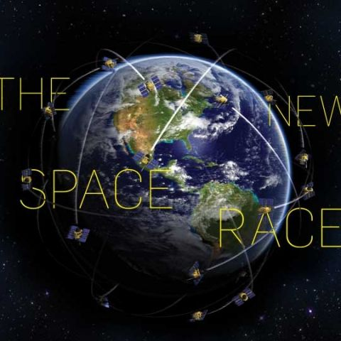 Who will win the next space race