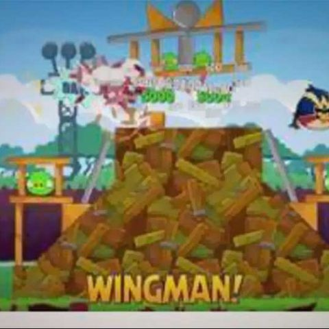 Angry Birds Friends starts rolling out to iOS and Android