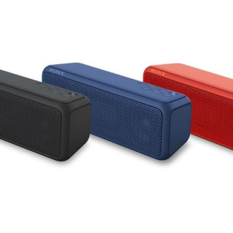 Sony SRS-XB3 Extra Bass Bluetooth speakers launched at Rs. 12,990