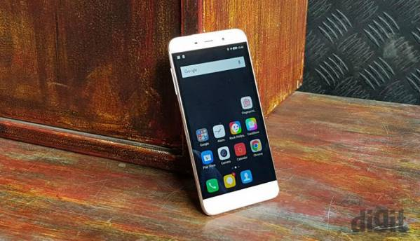 Coolpad Note 3 Plus with 5.5-inch FHD display launched at Rs. 8,999