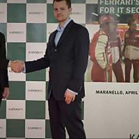 Kaspersky now Ferrari's partner in internal IT Security