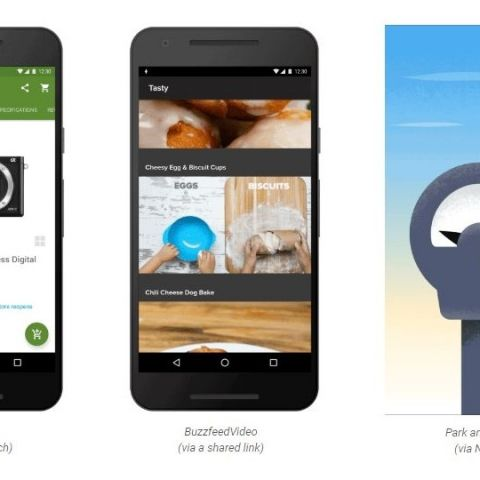 Android Instant Apps now supported on over 500 million devices