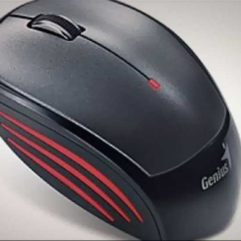 Genius NX-6500 Green Wireless mouse launched with extra-long battery life