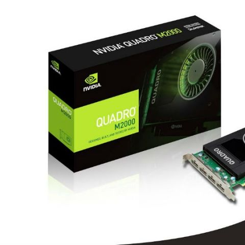 LEADTEK launches NVIDIA Quadro M2000 graphics card