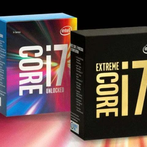 Intel displays 10-core 'Extreme Edition' Core i7 6950X and other processors at Computex 2016