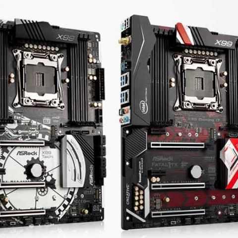 ASRock announces X99 Taichi and Fatal1ty X99 gaming motherboards at Computex 2016