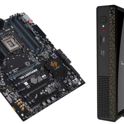 ECS introduces LEET GAMING motherboard and LIVA mini PC at Computex 2016
