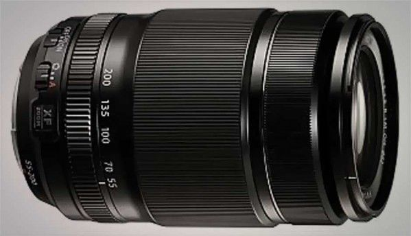 Fujifilm unveils XF 55-200mm f/3.5-4.8 lens, updates roadmap to include Zeiss