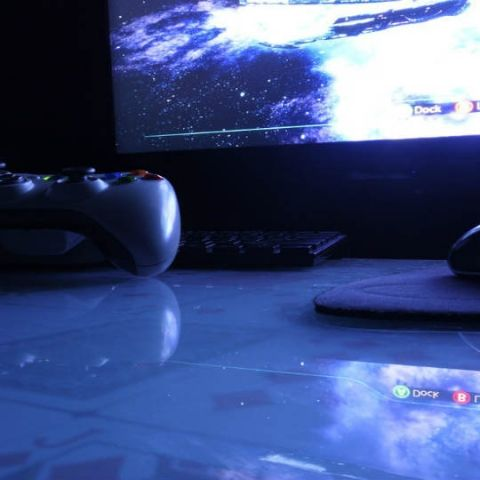15 years from now, the world will be dominated through video games!