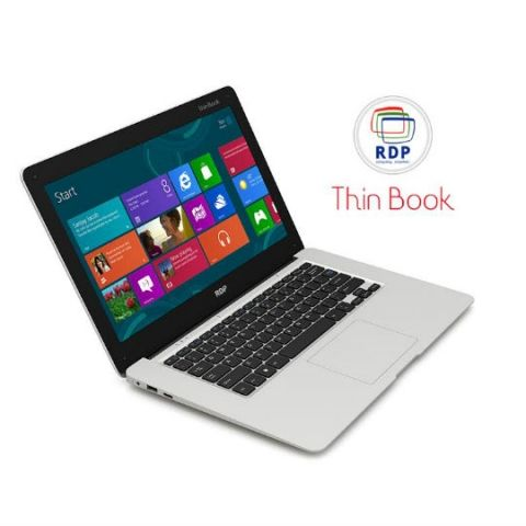 RDP Thin Book laptop with 14.1-inch display launched at Rs. 9,999