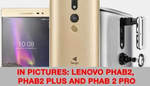 In Pictures: Lenovo PHAB2, PHAB2 Plus and PHAB2 Pro