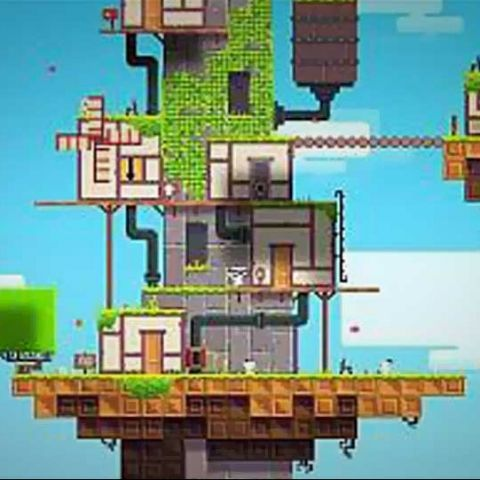 FEZ indie game sells over 200,000 copies in one year