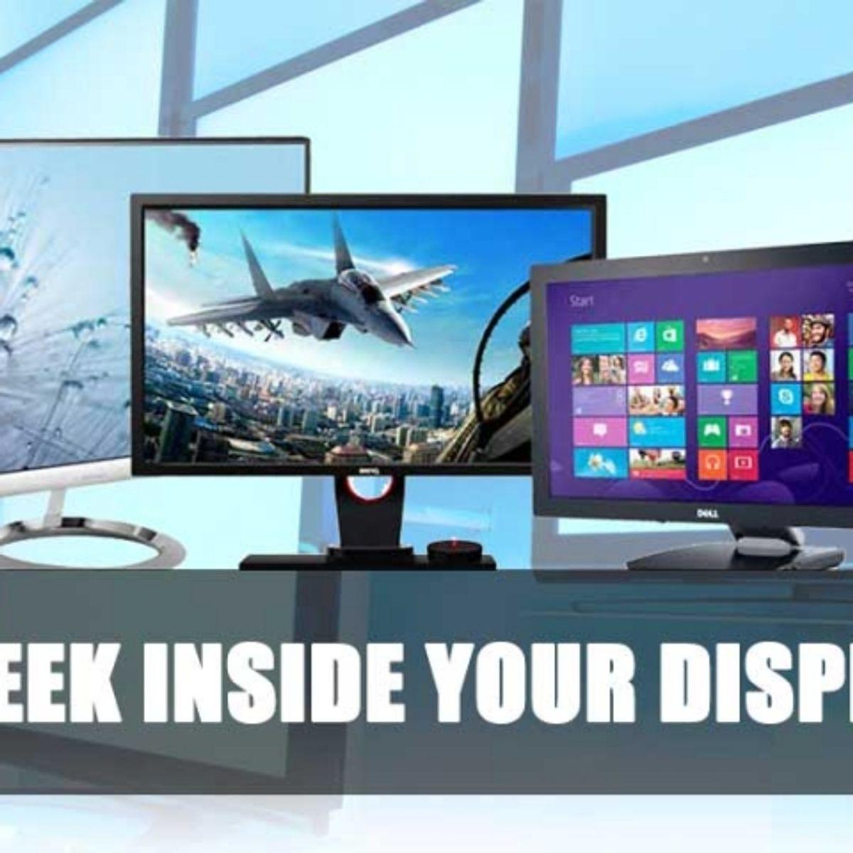 In Depth: A peek inside your display | Digit