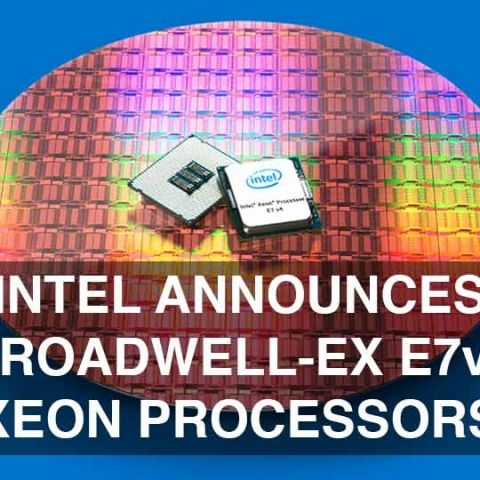 Intel Broadwell-EX Xeon E7v4 lineup announced