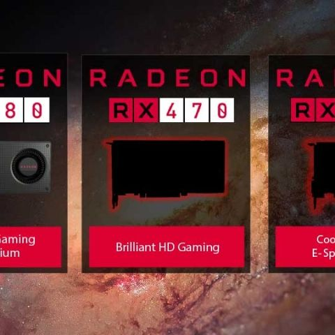AMD Polaris 10 and Polaris 11 Specs revealed