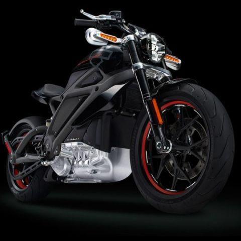 Harley Davidson is making an all electric bike!