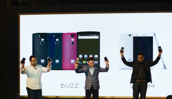 Hyve Buzz, Storm smartphones launched at Rs. 13,999 and Rs. 8,499