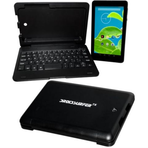 DataWind Droidsurfer Netbooks launched, prices start at Rs. 3,999