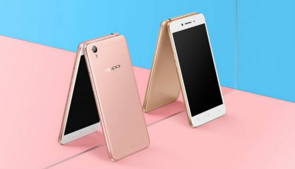 Oppo A37 coming to India on July 1, at Rs. 11,990