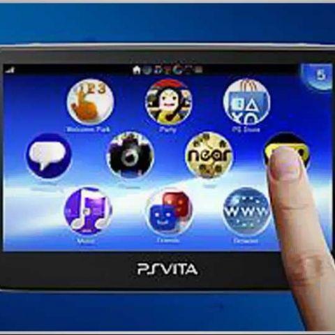 PS Vita 2.10 update arrives; brings folders, improved browser and more