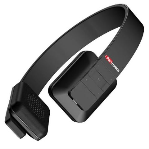 Portronics Muffs XT Bluetooth headphones launched at Rs. 1,999