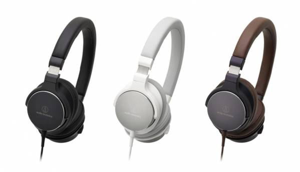 Audio-Technica expands its Hi-res audio lineup with ATH-SR5 headphones priced at Rs. 12,990