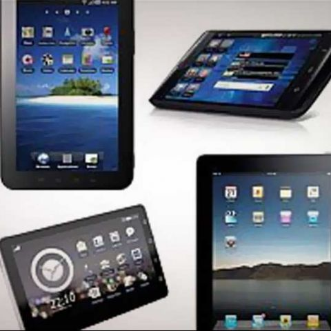 Tablet shipments set to surpass Desktops in 2013 and notebooks in 2014: IDC