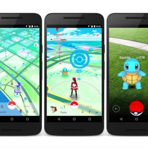Here's how to install Pokemon Go on your smartphone