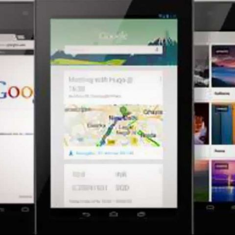 Nexus 7 launched in India via Google Play store at Rs. 15,999