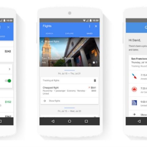 Google unveils new features to make travel, shopping easier