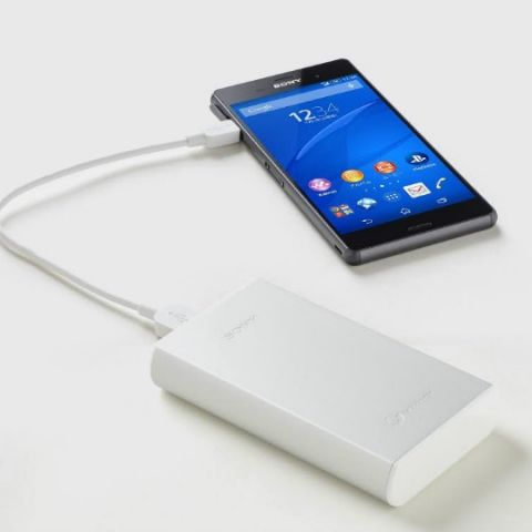 Sony launches 15000mAh, 20000mAh power banks in India